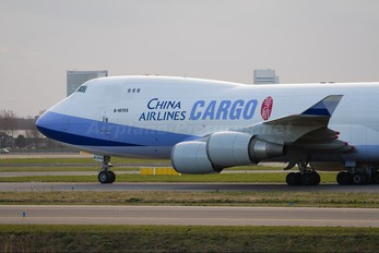 B-18705 - China Airlines Cargo Boeing 747-400F, ERF