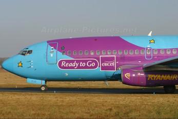 EI-CJD - Ryanair Boeing 737-200