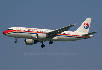 B-2208 - China Eastern Airlines Airbus A320