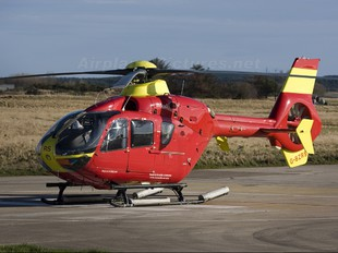 G-BZRS - Bond Air Services Eurocopter EC135 (all models)