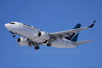 C-FWBW - WestJet Airlines Boeing 737-700
