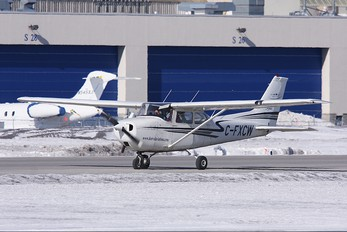 C-FXCW - Dorval Aviation Cessna 172 Skyhawk (all models except RG)