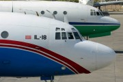 EX-75466 - Phoenix Aviation Ilyushin Il-18 (all models) aircraft