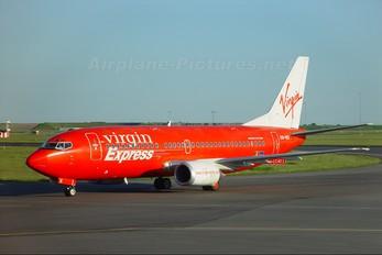 OO-VEX - Virgin Express Boeing 737-300
