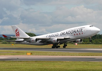 B-KAE - Dragonair Cargo Boeing 747-400BCF, SF, BDSF