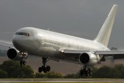 G-SLVR - Silverjet Boeing 767-200ER aircraft