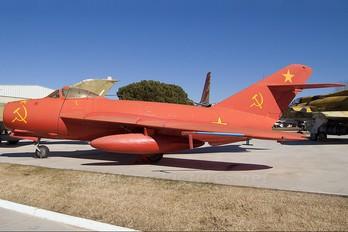 - - Bulgaria - Air Force Mikoyan-Gurevich MiG-17