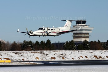 SE-LKY - Bromma Air Maintenance Beechcraft 200 King Air