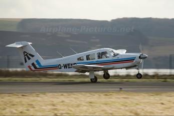 G-WEND - Tayside Aviation Piper PA-28R Arrow /  RT Turbo Arrow