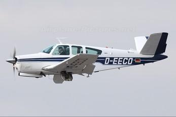 D-EECO - Private Beechcraft 35 Bonanza V series