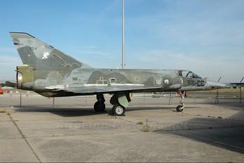 334 - France - Air Force Dassault Mirage III C series