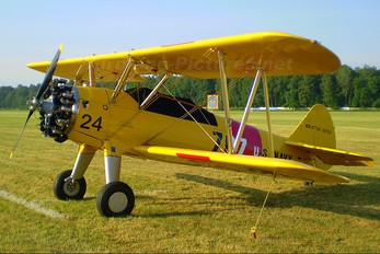 NC58756 - Private Boeing Stearman, Kaydet (all models)