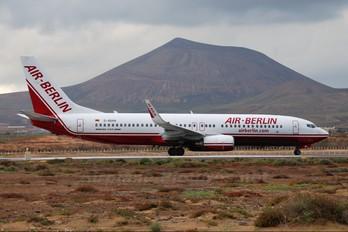 D-ABAN - Air Berlin Boeing 737-800