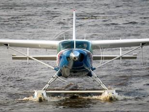 G-MDJE - Loch Lomond Seaplanes Cessna 208 Caravan