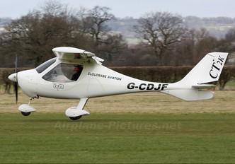 G-CDJF - Private Flight Design CT2K