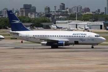 LV-ZYN - Austral Lineas Aereas Boeing 737-200