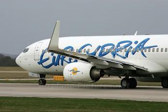 5B-DBZ - Eurocypria Airlines Boeing 737-800