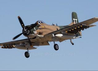 N959AD - Private Douglas AD-4N Skyraider