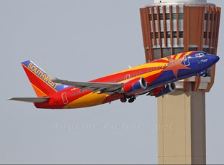 N383SW - Southwest Airlines Boeing 737-300