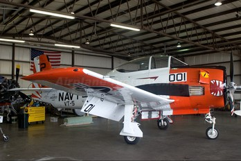 N28GT - Private North American T-28C Trojan