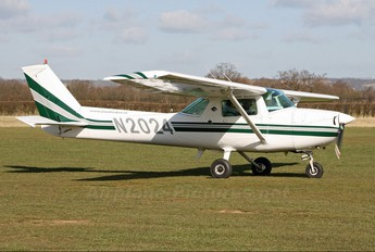 N2024 - Private Cessna 150