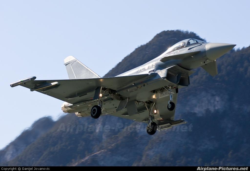 Austria - Air Force 7L-WB aircraft at Innsbruck