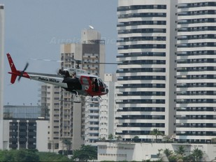 PP-EOV - Brazil - Police Aerospatiale AS350 Ecureuil / Squirrel