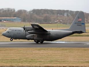 92-3283 - USA - Air Force Lockheed C-130H Hercules