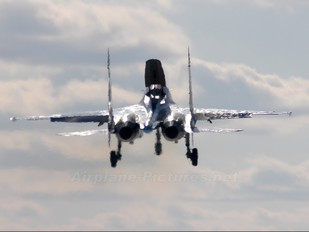 18 - Russia - Air Force Sukhoi Su-27UB