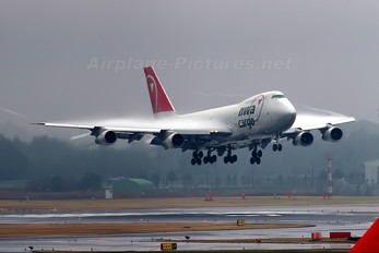 N631NW - Northwest Cargo Boeing 747-200F
