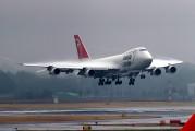 N631NW - Northwest Cargo Boeing 747-200F aircraft