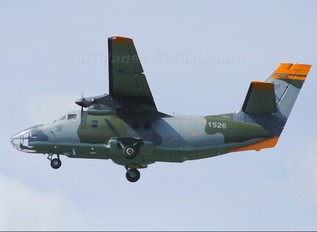 1526 - Czech - Air Force LET L-410FG Turbolet