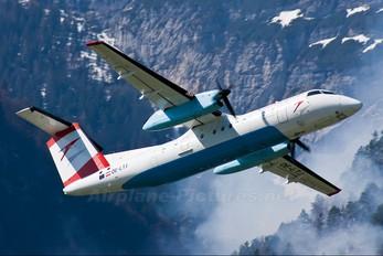 OE-LTJ - Austrian Airlines/Arrows/Tyrolean de Havilland Canada DHC-8-300Q Dash 8