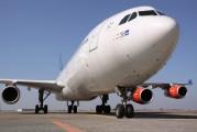 OY-KBC - SAS - Scandinavian Airlines Airbus A340-300 aircraft