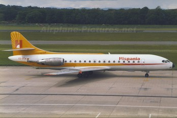 EC-DCN - Hispania Sud Aviation SE-210 Caravelle