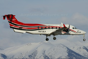 N973EA - ERA Aviation Beechcraft 1900D Airliner