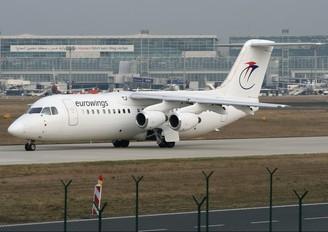 D-AHOI - Eurowings British Aerospace BAe 146-300/Avro RJ100