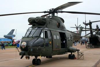 ZA937 - Royal Air Force Westland Puma HC.1