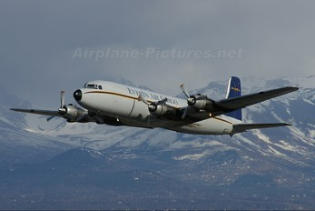 N9056R - Everts Air Cargo Douglas DC-6B
