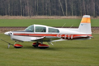 SE-FTV - Private Grumman American AA-5 Traveller