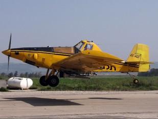 4X-AQS - Telem Aviation Ayres S2R-T34 Turbo Thrush