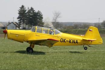 OK-KNA - Aeroklub Kroměříž Zlín Aircraft Z-226 (all models)