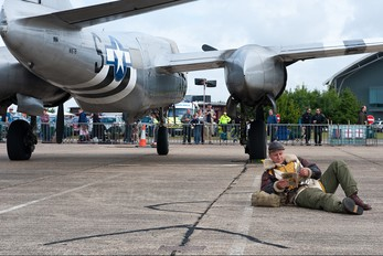 N126B - Scandinavian Historic Flight Douglas A-26 Invader