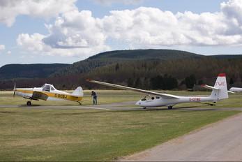 G-BCBJ - Deeside Gliding Club Piper PA-25 Pawnee
