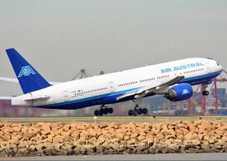 F-OPAR - Air Austral Boeing 777-200ER