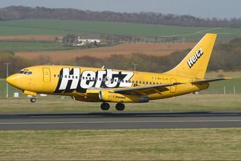 EI-CJC - Ryanair Boeing 737-200