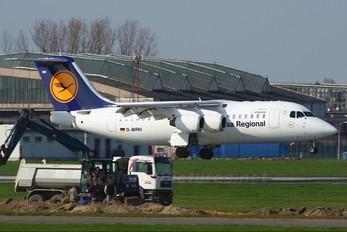 D-AVRH - Lufthansa Regional - CityLine British Aerospace BAe 146-200/Avro RJ85