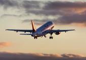 G-EZDA - easyJet Airbus A319 aircraft