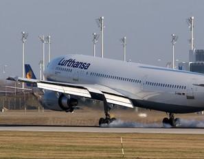 D-AIAU - Lufthansa Airbus A300