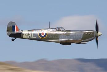 ZK-SPI - Private Supermarine Spitfire Mk.IX
